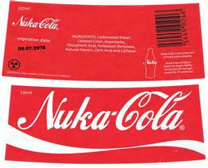 nuka cola label by nig 1988 on deviantart