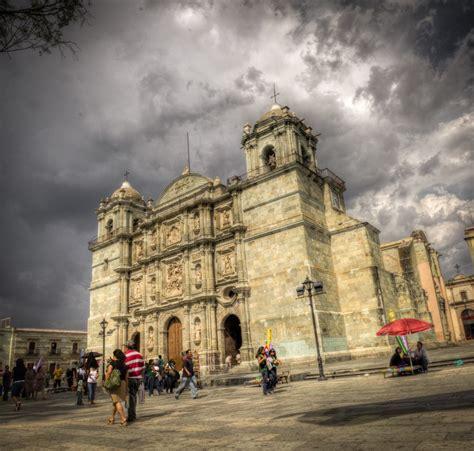 catedral de oaxaca la enciclopedia libre