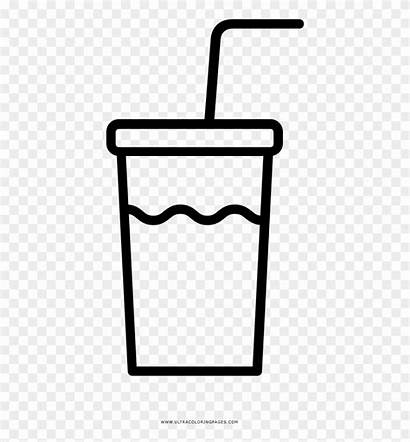 Drink Soft Drawing Clipart Coloring Pinclipart Resolution