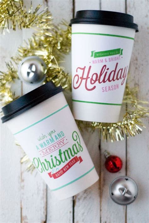 warm and merry gifts diycandy com