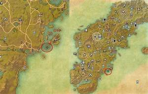 Eso Betnikh Treasure Map Locations Guide