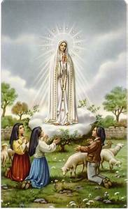 Faith In Action Contest - Our Lady of Fatima