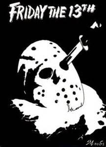 Jason Pumpkin Stencil Free by Horror Films On Pinterest Friday The 13th Horror