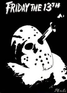 Jason Mask Pumpkin Stencil by Horror Films On Pinterest Friday The 13th Horror