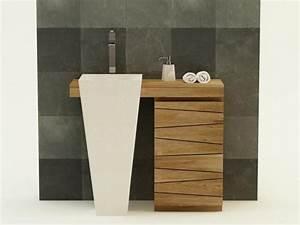 Ma selection meubles lavabo vasque salle de bains a moins for Meuble totem salle de bain