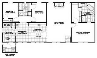 manufactured home floor plan 2006 norris norris triple