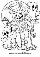 Halloween Ausmalbilder Ausdrucken Zum Coloring Coloriage Ausmalen Schauriges Trio Malvorlagen Coloriages Monstre Monstres Dibujos Imprimer Gruselige Dessin Colorear Mandala Kinder sketch template
