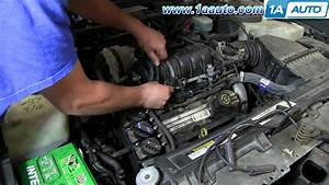 How To Replace Ignition Wire Set 99-05 Buick Lesabre