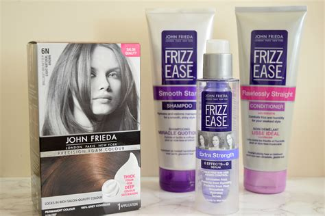 My Haircare Routine For Straight Curly Hair When Tania