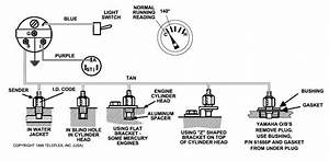 Marine Fuel Gauge Wiring Diagram