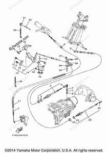 Yamaha Waverunner 2008 Oem Parts Diagram For Control