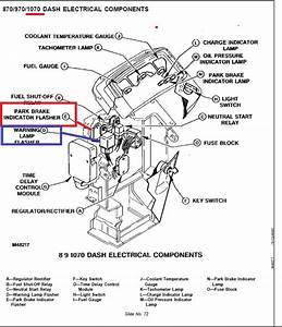 Jd 1070 Charge Light Help