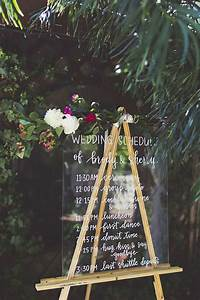 Pictures Of Wedding Seating Charts 31 Acrylic Wedding Ideas For 2017 Modern Weddings