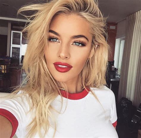Blouse White T Shirt Shirt Red White T Shirt Cute Girly Girl Girly Wishlist Model
