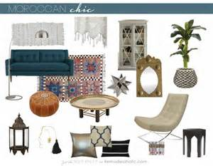 moroccan home decor and interior design remodelaholic moroccan chic moroccan style with a