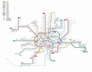 Bricoleurbanism  U00bb Shanghai U2019s Metro And London U2019s Tube Head