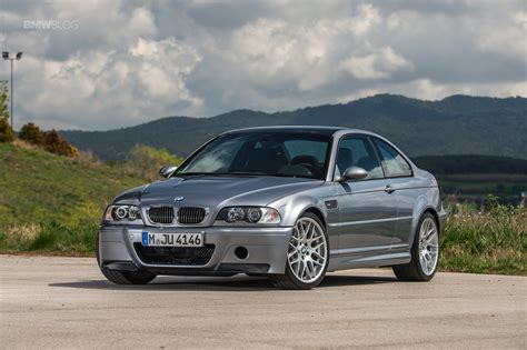 Lucky Bmw E46 M3 Csl Owner Picks Up Car