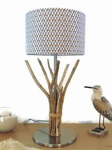 Abat Jour En Bois : 1000 id es sur le th me lampe en bois sur pinterest ~ Dailycaller-alerts.com Idées de Décoration