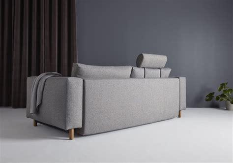 Divano Letto Matrimoniale Design Scandinavo Masica