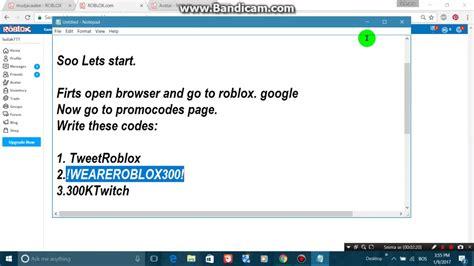 valid roblox promo codes june  strucidpromocodescom