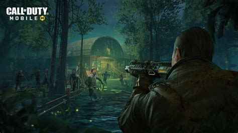potential   stand  call  duty zombies