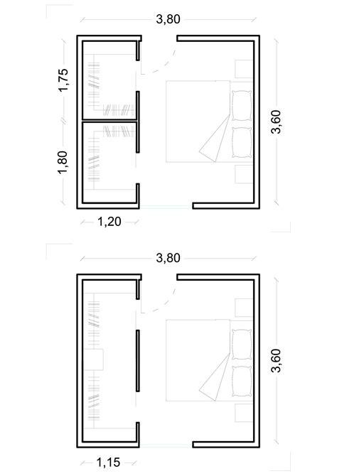 cabina armadio dimensioni la cabina armadio dimensioni minime ed esempi ferdoge
