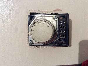 Replace 4 Wire Analogue Thermostat