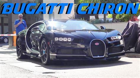 Bugatti Chiron Startup by Bugatti Chiron Start Up And Sound