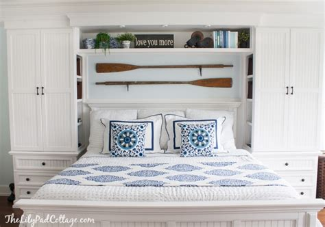 Bedroom Built Ins by Master Bedroom Decor Parents Edition The Lilypad Cottage