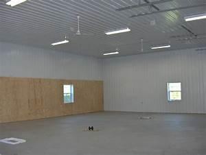 metal garage interior wall ideas pilotprojectorg With metal garage interior wall ideas