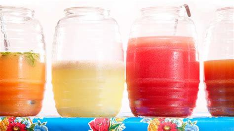 agua fresca cantaloupe basil agua fresca recipe bon appetit