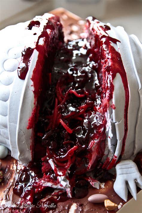 armadillo cake road kill    nigella