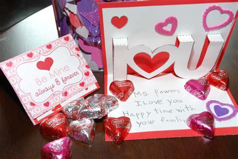 Valentine's Day Card Ideas for Teacher