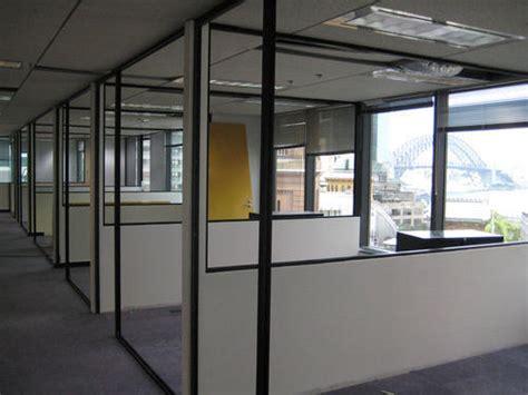 aluminum fabrication services office partition manufacturer  pune