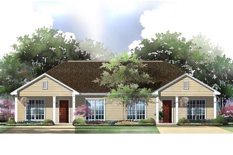 multi unit house plan    bedrm  sq ft