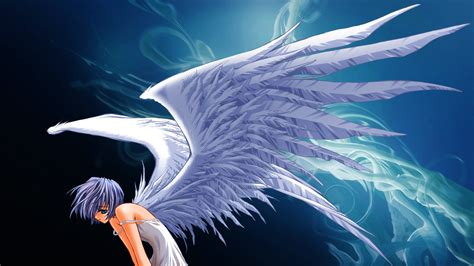 Download Wallpapers, Download 2560x1440 Wings Anime Anime