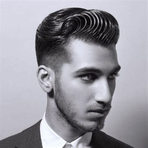 1950s Hairstyles For Males by 1950s Hairstyles For S Hairstyles Haircuts 2019