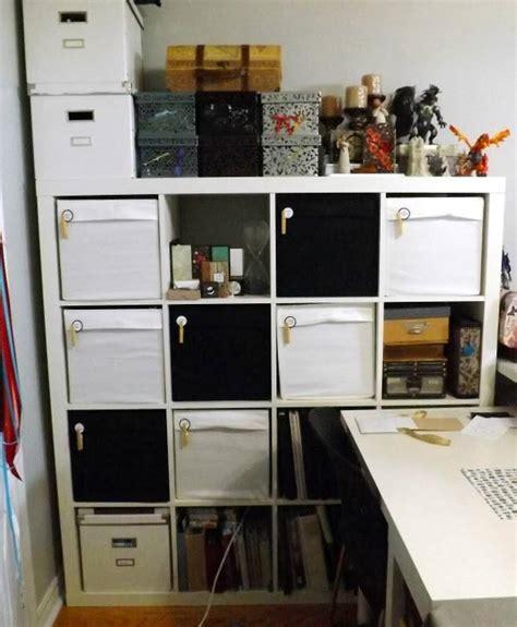 Ikea Box Bookcase by 1x Ikea Drona Fabric Cube Storage Box For Expedit Bookcase