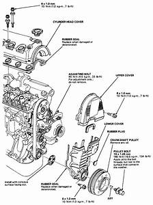 Is This An Oem D15b7 Crank Pulley  - Honda-tech