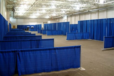 Expo Pipe And Drape - portable stage plans 2013 09