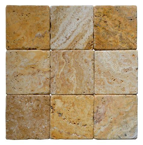 mosaic travertine tile gold tumbled travertine mosaic tiles 4x4 natural stone mosaics