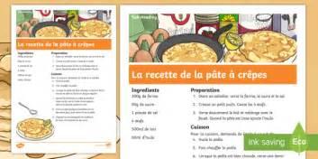 la p 226 te 224 cr 234 pes recette la chandeleur recette recipe