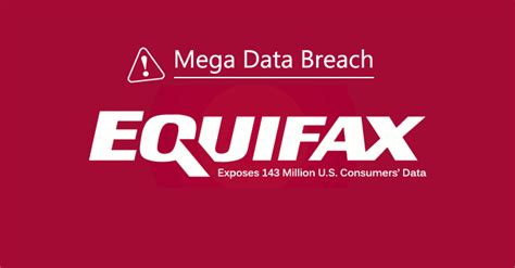 credit bureau protection equifax hack exposes personal info of 143 million us consumers