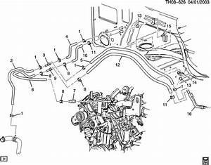 Duramax Fuel Cooler Line Diagram