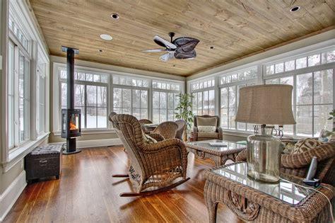 Rustic Sunrooms-home Design