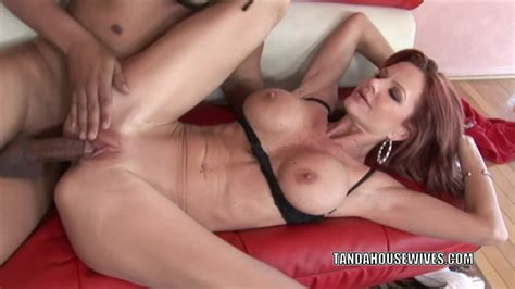 Redhead Wife Crystal White Gets Her Mature Pussy Pounded