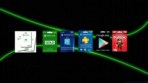gamer cards  codes  xbox wii