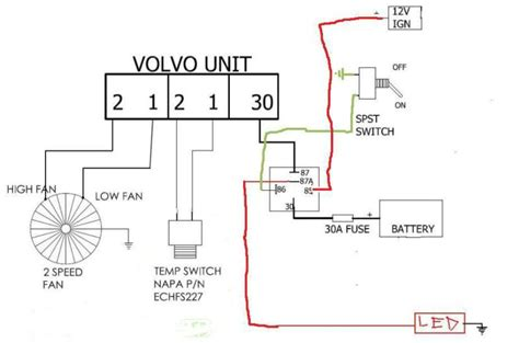 mustang electric fan controller sell volvo 2 speed electric fan controller relay lincoln