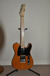 Upgraded Squier Affinity Telecaster