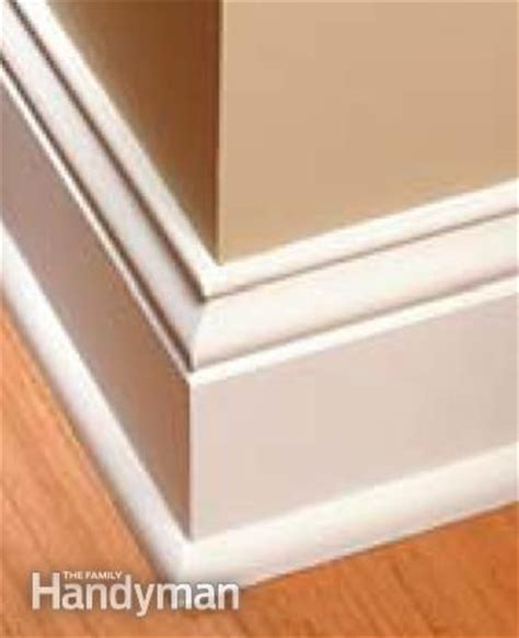 Tips And Techniques For Painting Walls Windows And 17 Best Images About Floor Molding On Pinterest The Family Handyman Ceramic Wall Tiles And